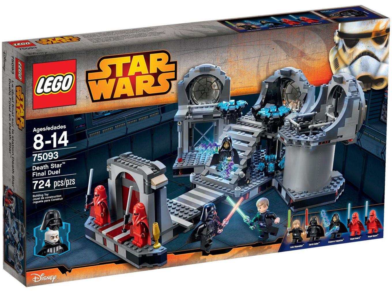 LEGO Star Wars 75093 Death Star Beslissend Duel