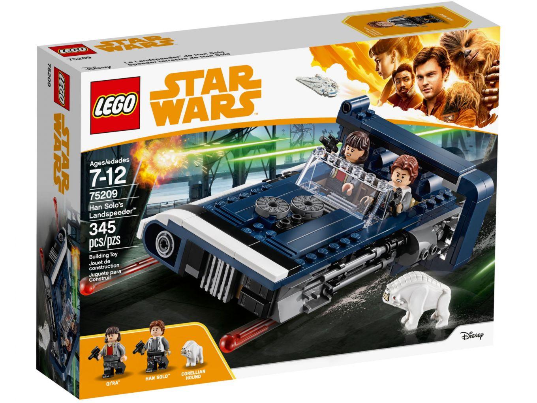 LEGO Star Wars 75209 Han Solo's Landspeeder
