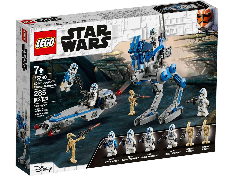 LEGO Star Wars 75280 501st Legion Clone Troopers