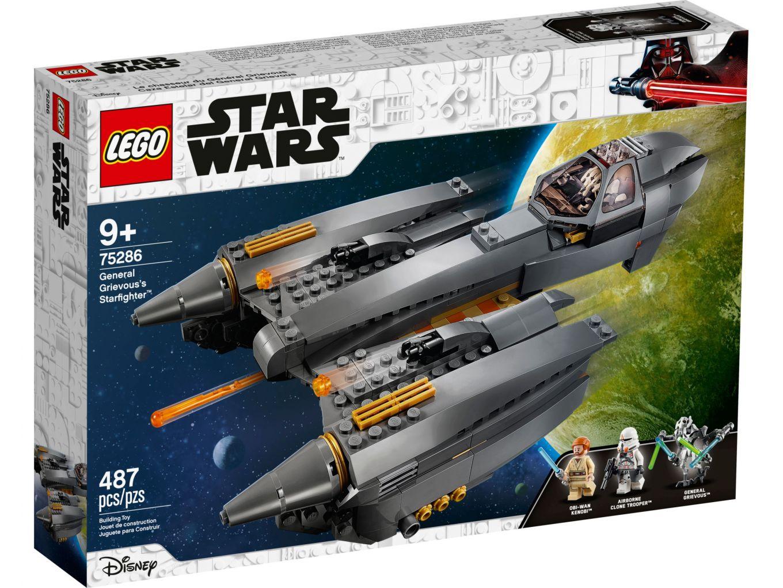 LEGO Star Wars 75286 General Grievous Starfighter