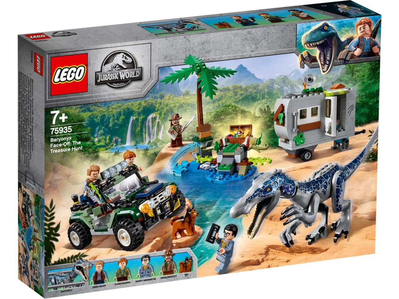 LEGO Jurassic World 75935 Baryonyx: de schattenjacht