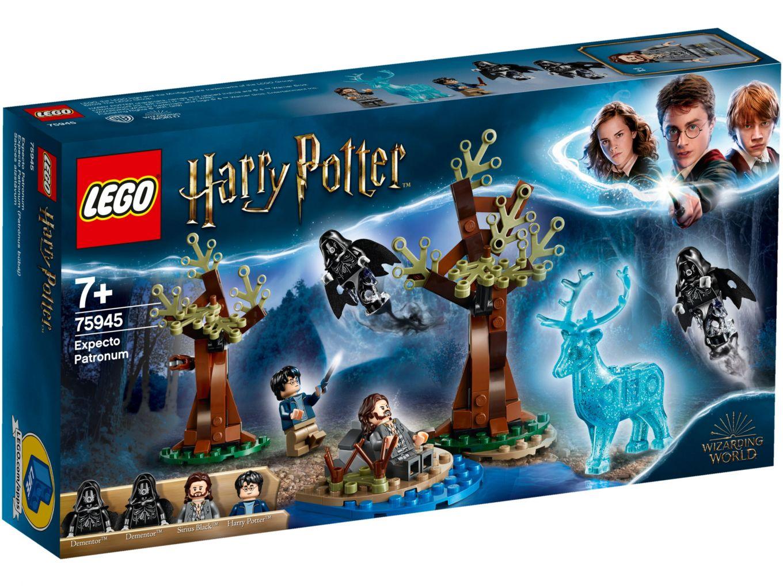 LEGO Harry Potter 75945 Expecto Patronum