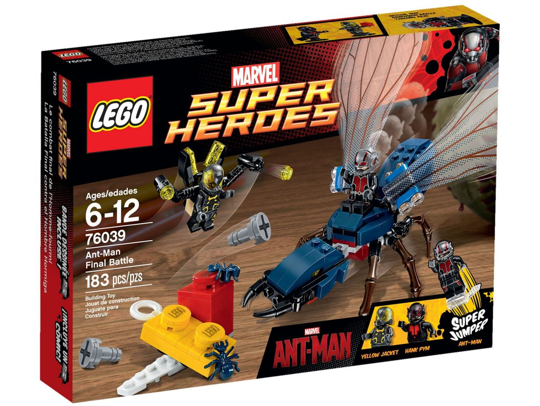 LEGO Super Heroes 76039 Ant-Man Beslissend Duel
