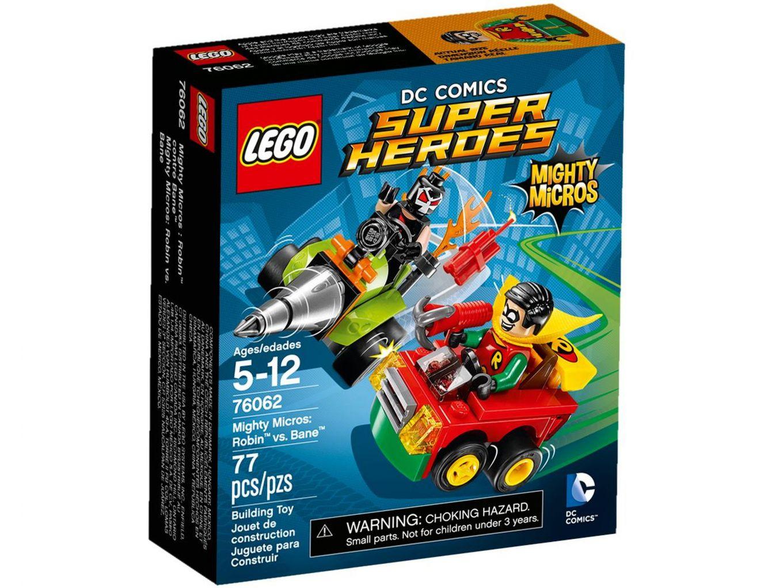 LEGO Super Heroes 76062 Mighty Micros Robin vs. Bane