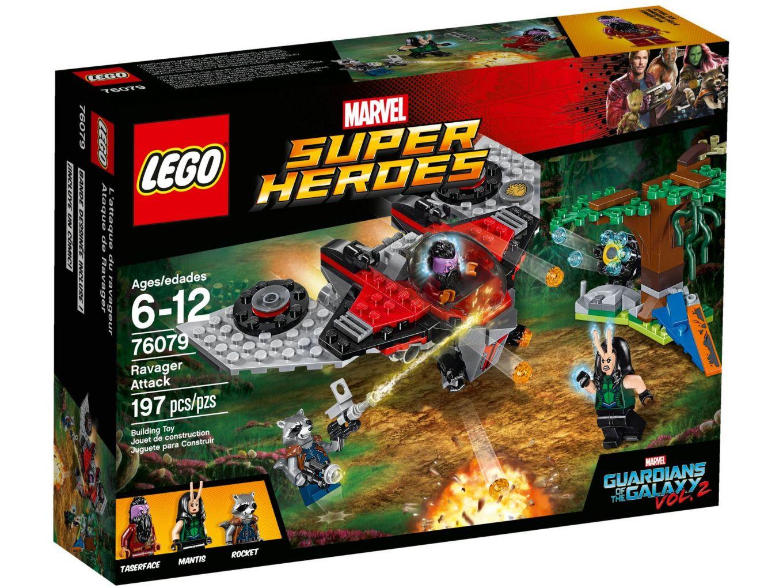 LEGO Super Heroes 76079 Ravager-aanval