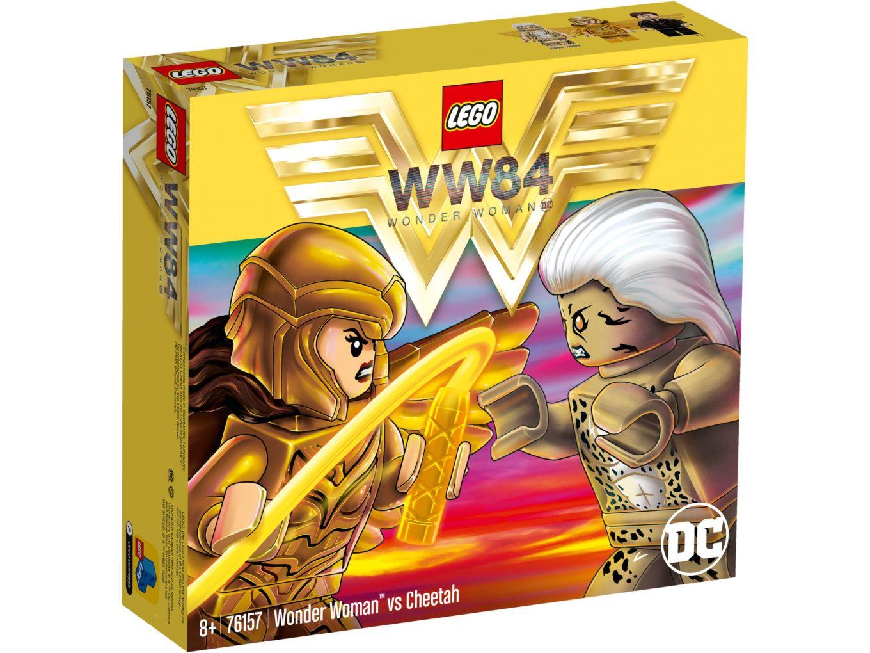 LEGO Super Heroes 76157 Wonder Woman vs Cheetah