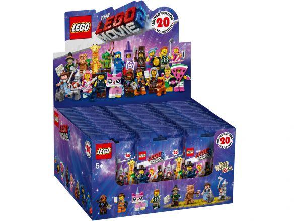 LEGO 71023 Doos Minifigures Movie 2