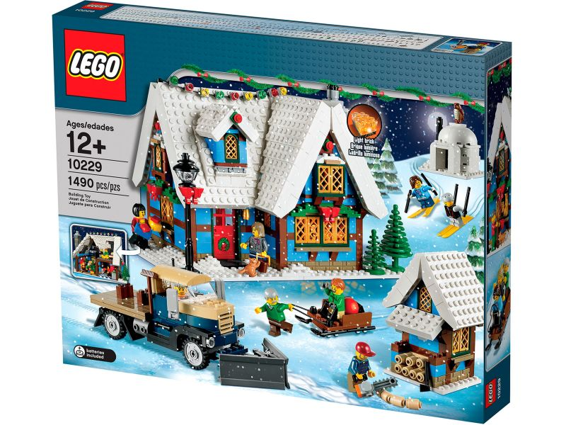 LEGO 10229 Winter Village Cottage