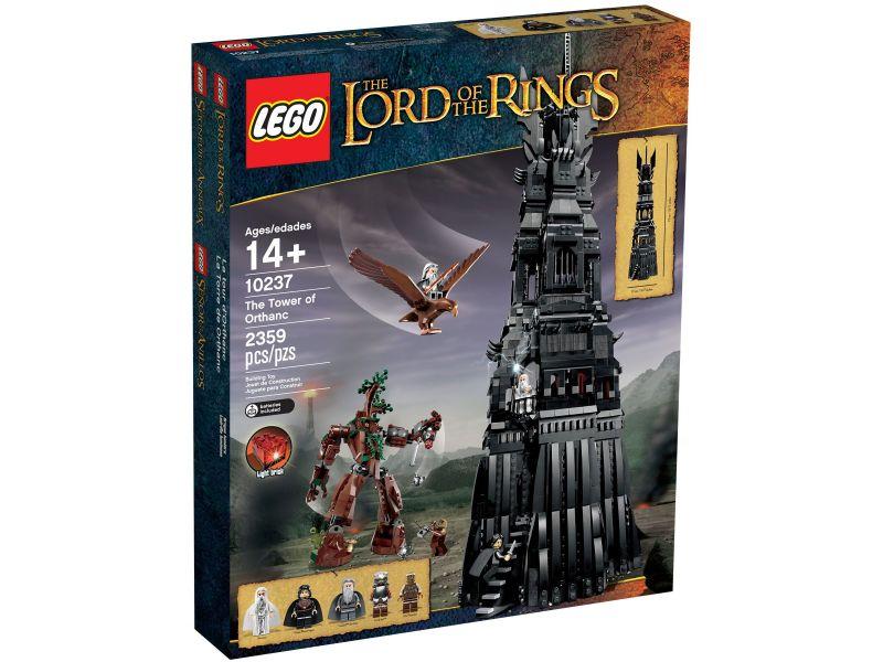 LEGO 10237 Tower of Orthanc