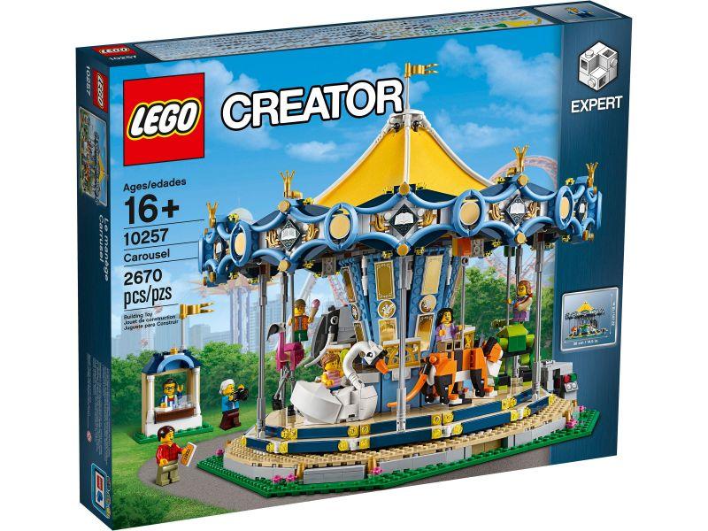 LEGO 10257 Draaimolen