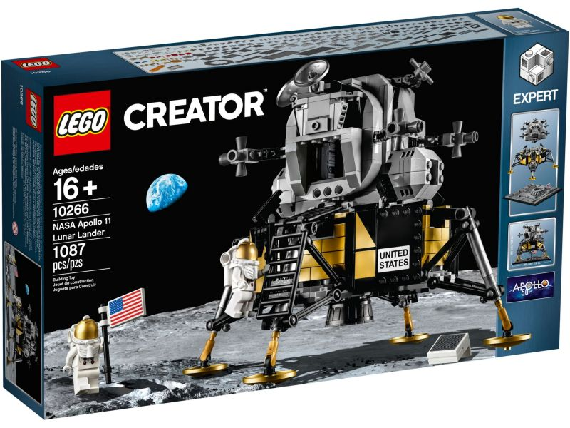 LEGO 10266 NASA Apollo 11 Maanlander