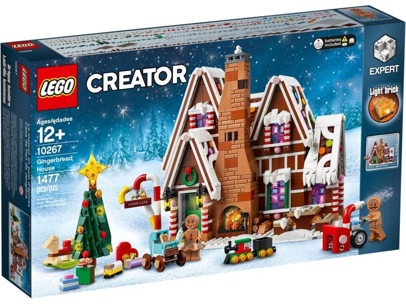LEGO 10267 Peperkoek Huisje