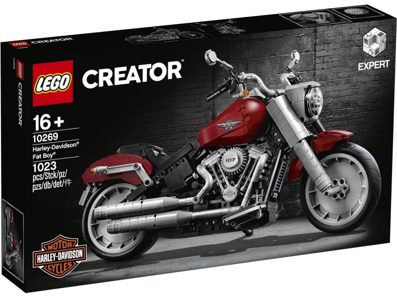 LEGO 10269 Harley Davidson Fat Boy