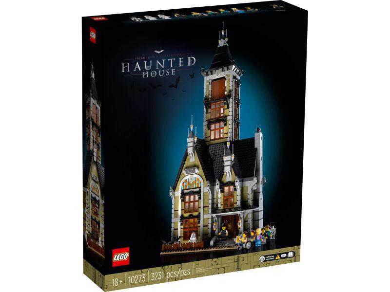 LEGO 10273 Spookhuis