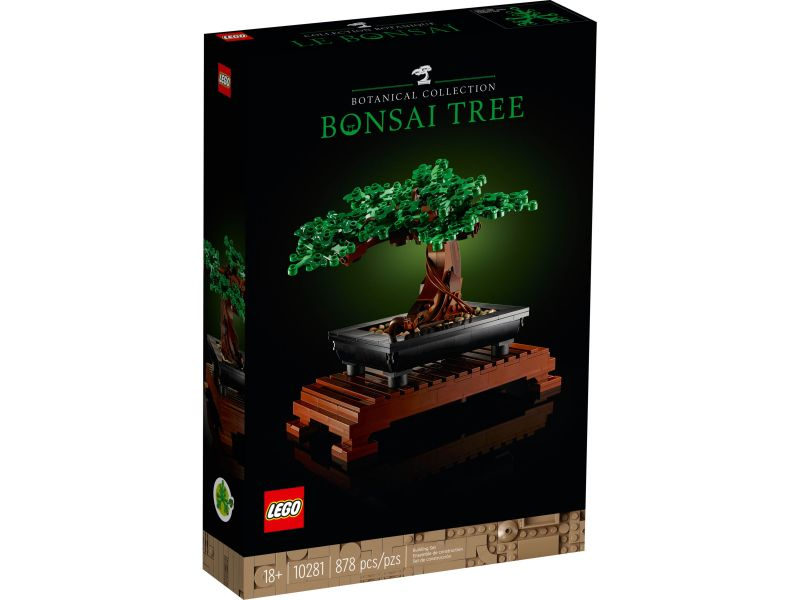 LEGO 10281 Bonsai Boompje