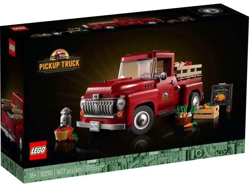 LEGO Creator Expert 10290 Pick-uptruck