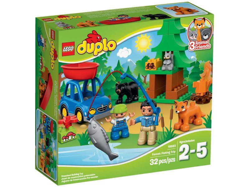 LEGO Duplo 10583 Bos Vistochtje