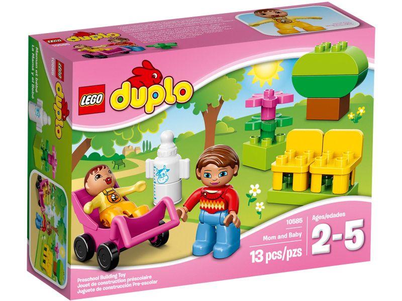 LEGO Duplo 10585 Moeder en baby