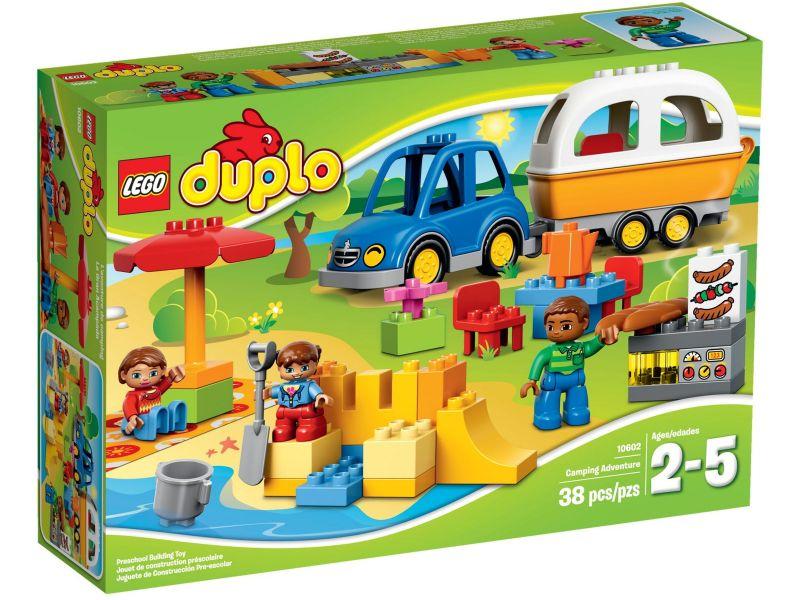 LEGO Duplo 10602 Kampeer avontuur