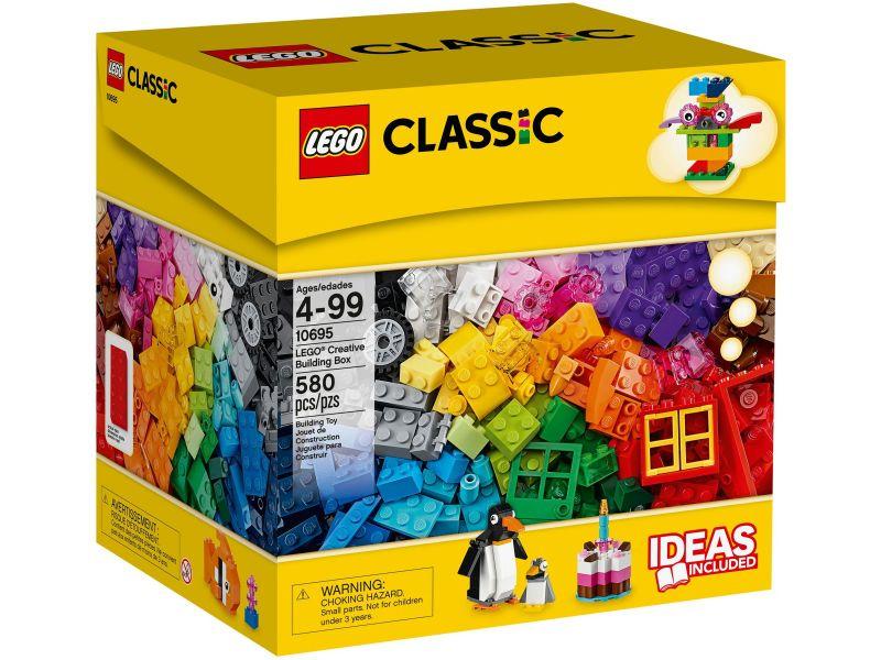 LEGO Classic 10695 Creatieve Bouwdoos
