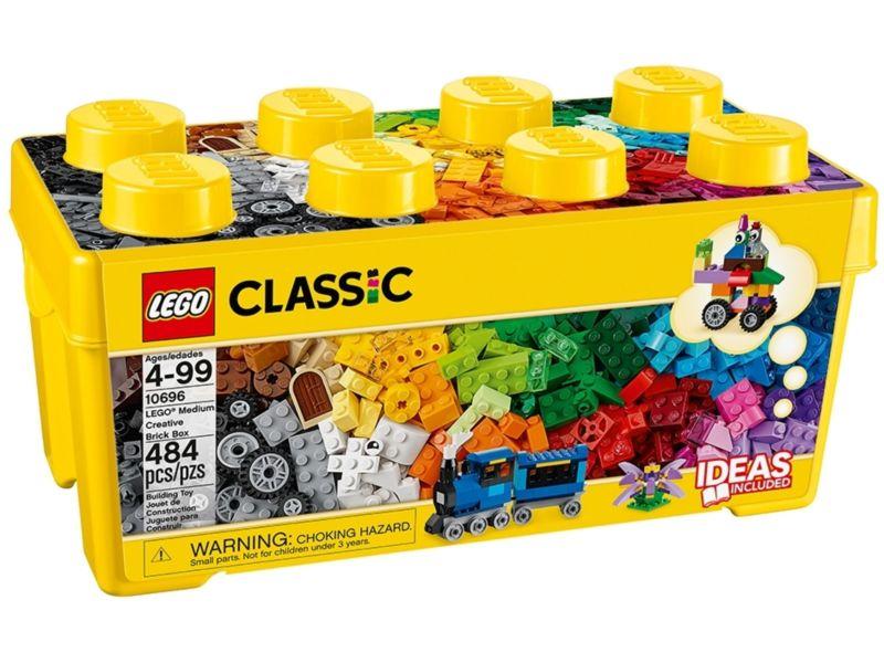 LEGO Classic 10696 Creatieve medium opbergdoos