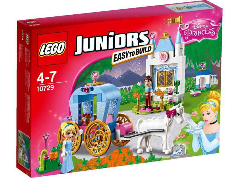LEGO Juniors 10729 Assepoesters koets