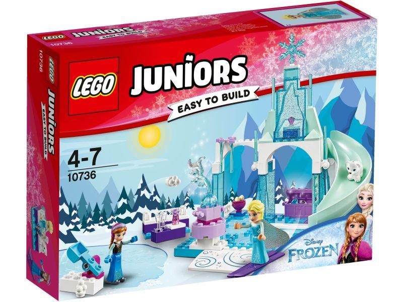 LEGO Juniors 10736 Anna & Elsa's bevroren speeltuin