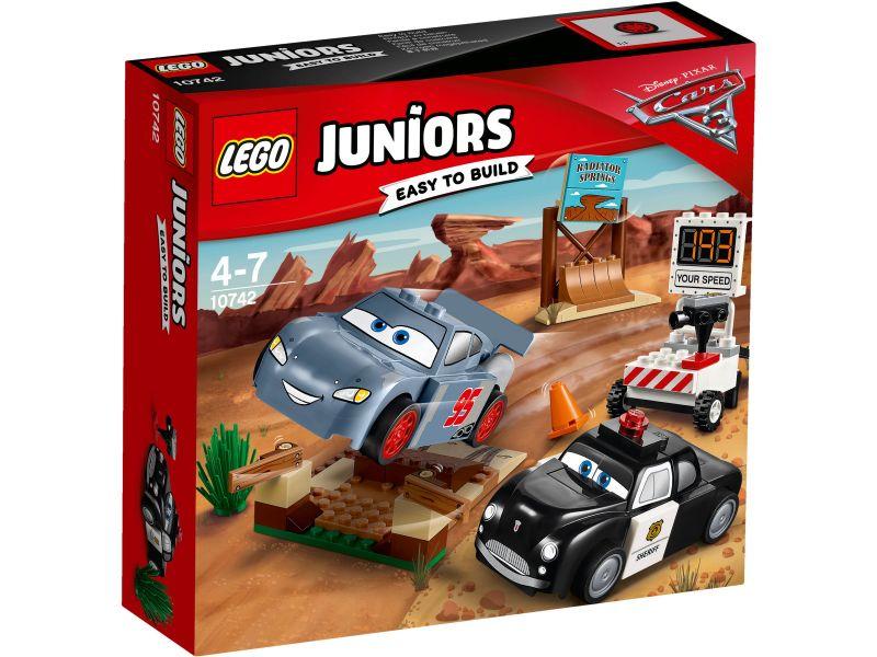 LEGO Juniors Cars 10742 Willy's Butte snelheidstraining