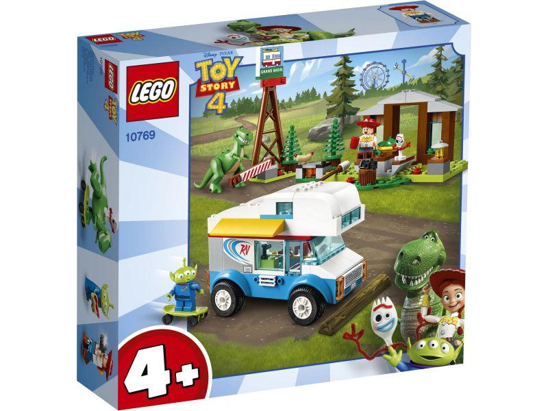 LEGO Disney 10769 Toy Story 4 Campervakantie