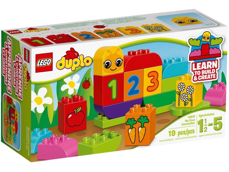 LEGO Duplo 10831 Mijn eerste rups