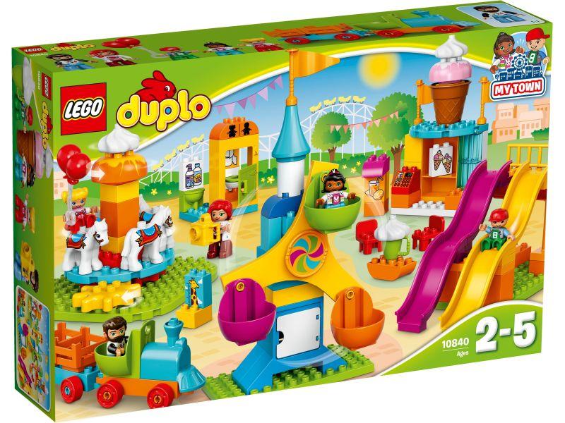 LEGO Duplo 10840 Grote kermis