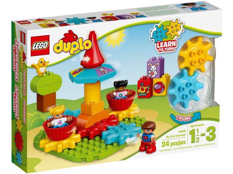 LEGO Duplo 10845 Mijn eerste draaimolen