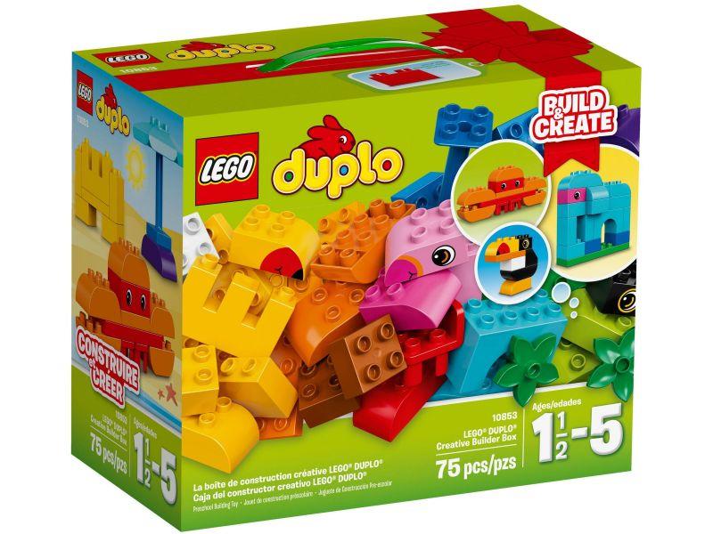 LEGO Duplo 10853 Creatieve bouwdoos
