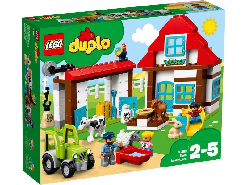LEGO Duplo 10869 Boerderij Avonturen