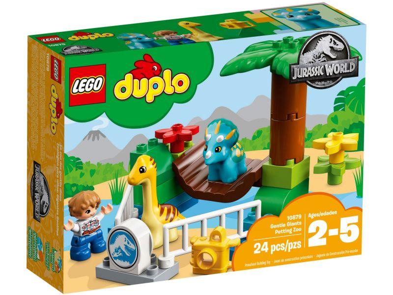 LEGO Duplo 10879 Kinderboerderij met vriendelijke reuzen