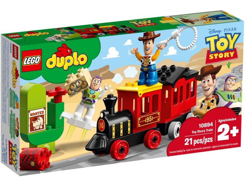 LEGO Duplo 10894 Toy Story Trein