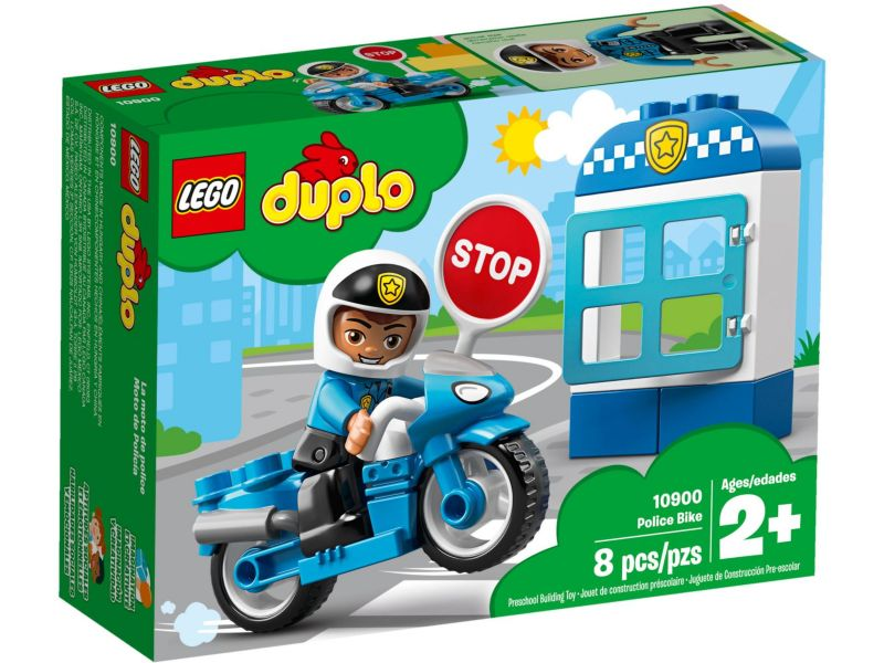 LEGO Duplo 10900 Politiemotor