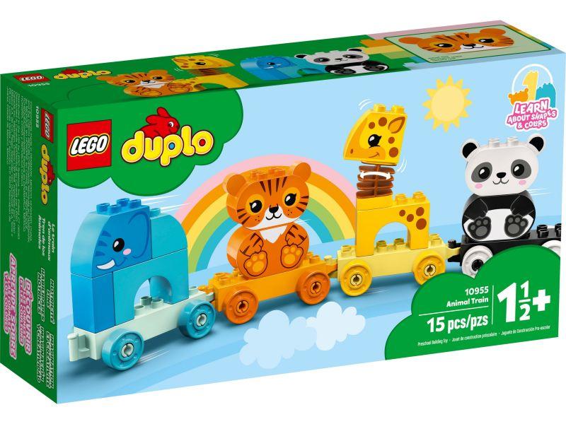 LEGO Duplo 10955 Dierentrein