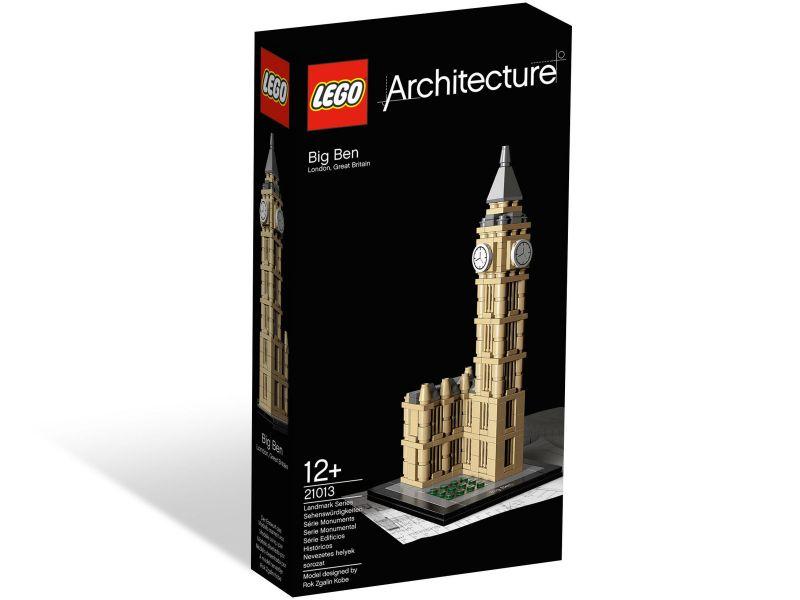 LEGO Architecture 21013 Big Ben