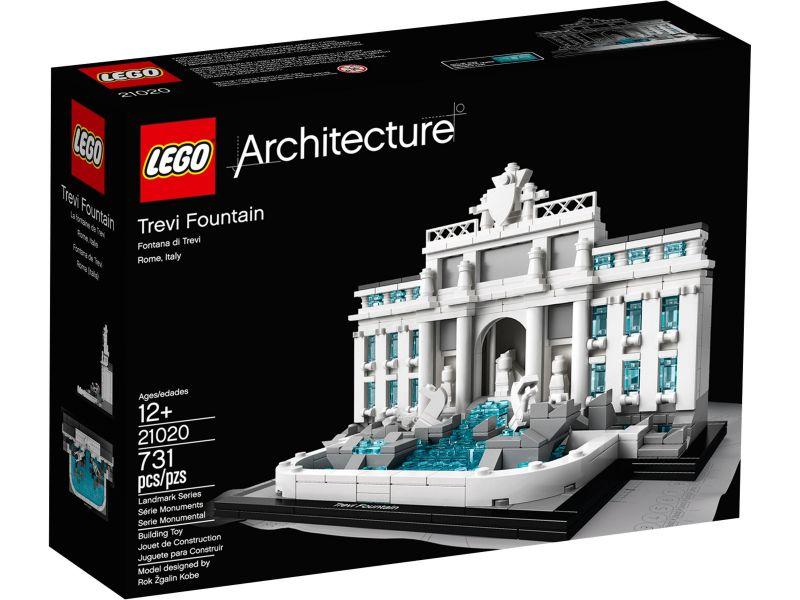 LEGO Architecture 21020 Trevi Fontein