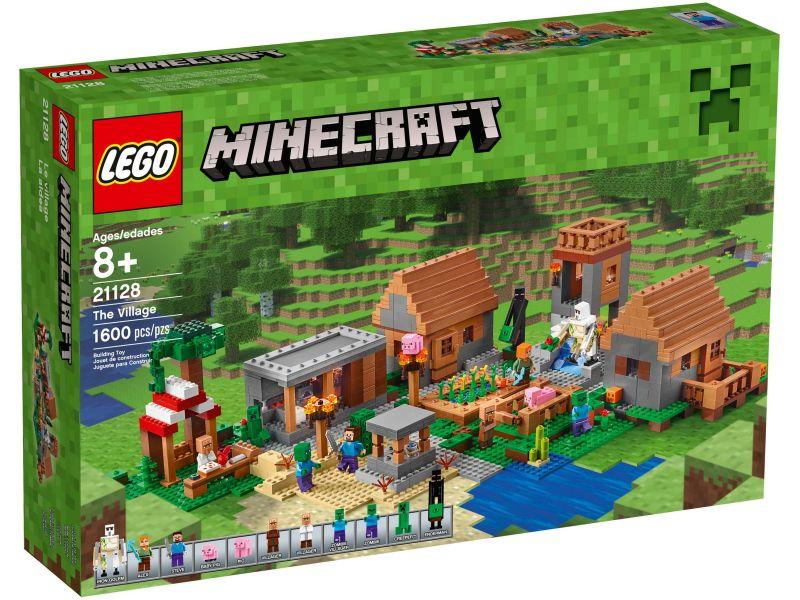 LEGO Minecraft 21128 Het Dorp