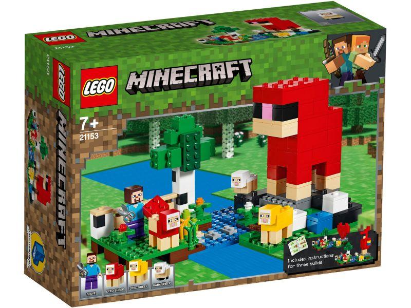 LEGO Minecraft 21153 De schapenboerderij
