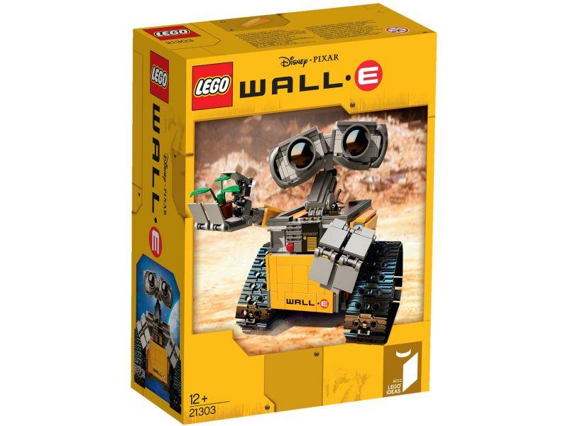 LEGO 21303 WallE