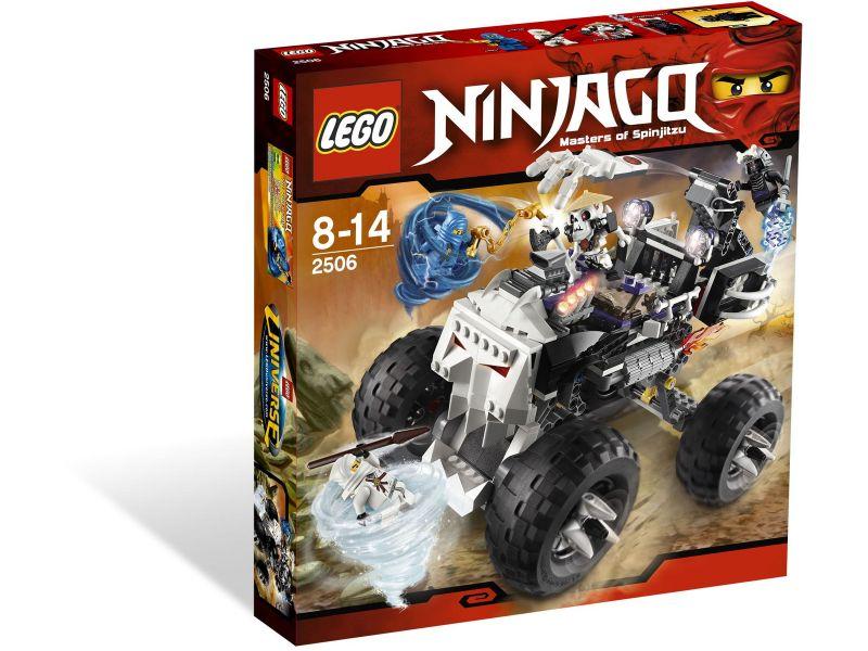 LEGO Ninjago 2506 Skull Truck