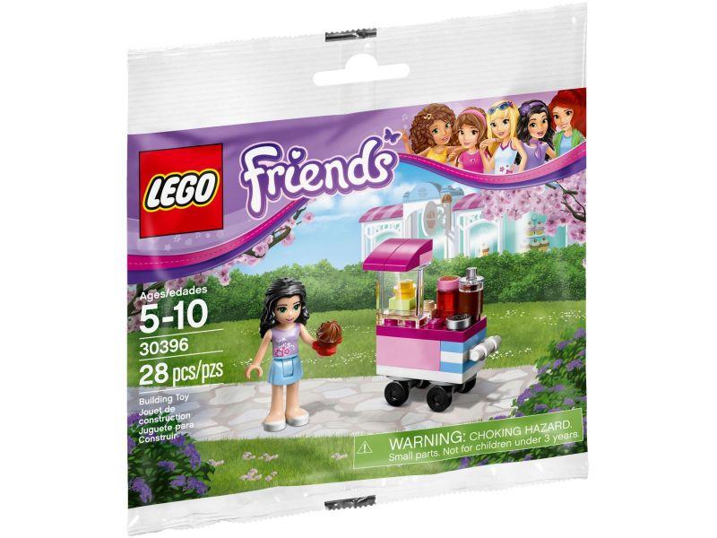 LEGO 30396 Cupcake Kraam