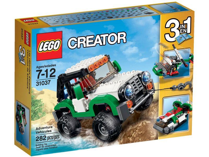LEGO Creator 31037 Avontuurlijke Voertuigen