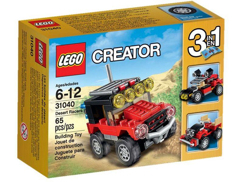 LEGO Creator 31040 Woestijnracers