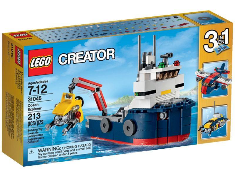 LEGO Creator 31045 Oceaanonderzoeker