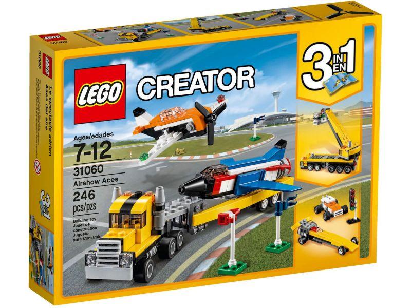 LEGO Creator 31060 Luchtvaartshow
