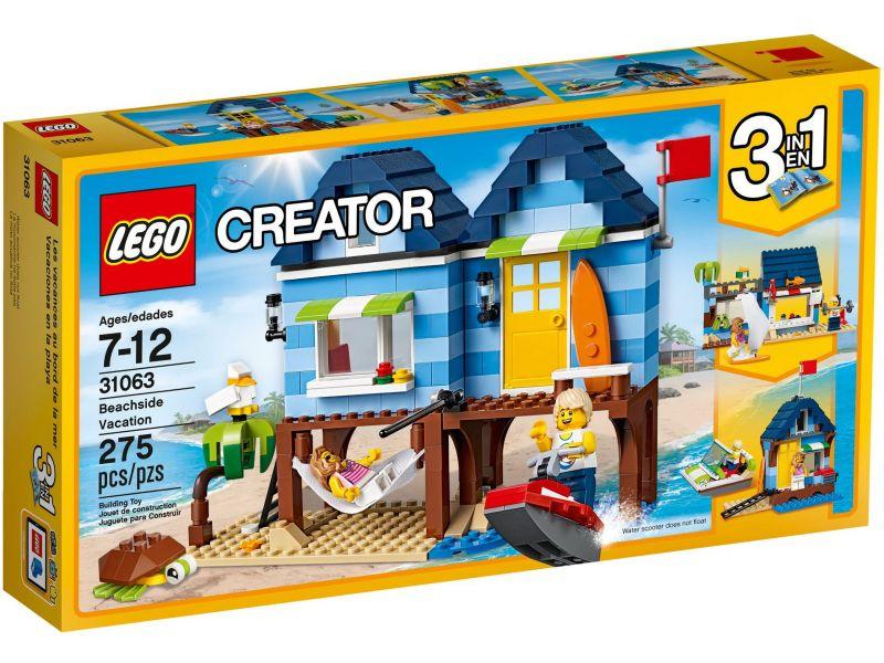 LEGO Creator 31063 Strandvakantie